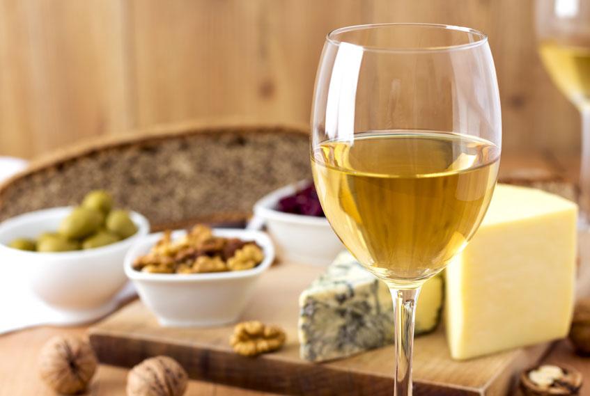 Bleu de Bonneval et vin de Savoie