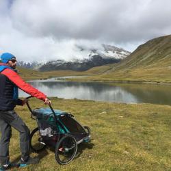 Des lacs spectaculaires très facilement accessibles
