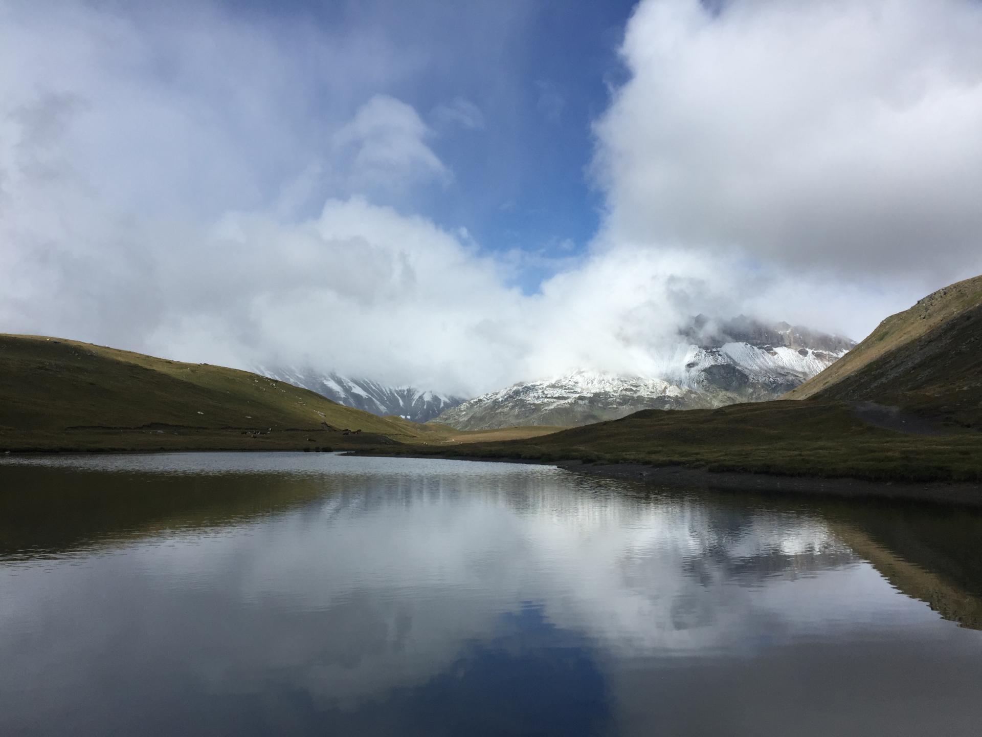 Plan du lac